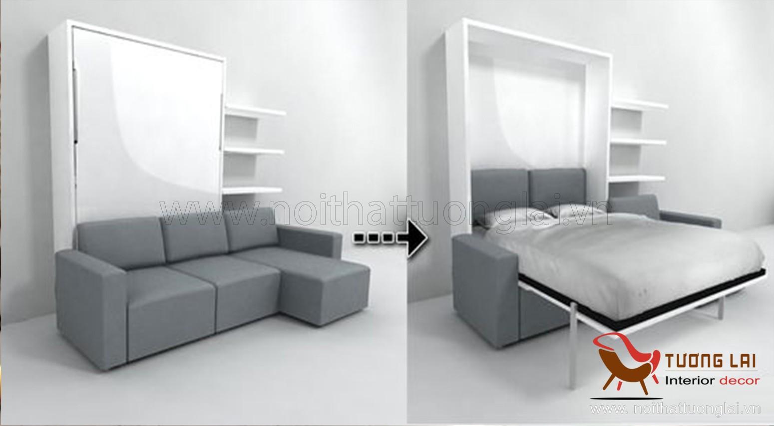 sofa giường ngủ thông minh